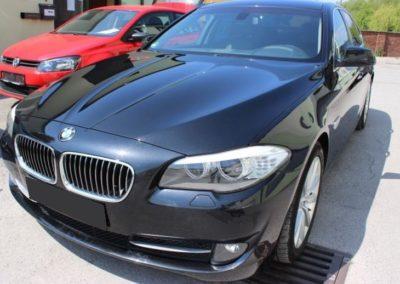 BMW Série 5 520d 184ch Luxe A