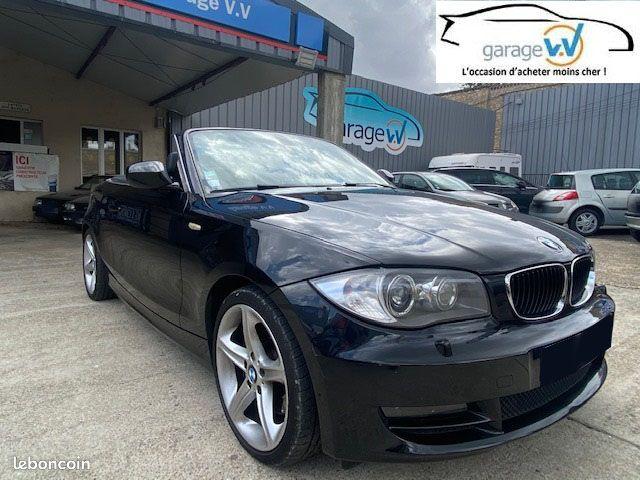 BMW SERIE 1 CABRIOLET123da 204 cv