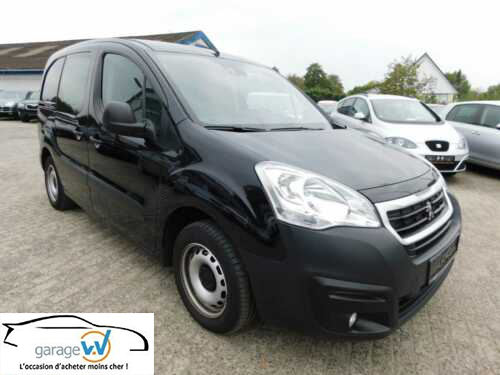 PEUGEOT PARTNER CABINE APPROFONDIE LONG 1.6 blue hdi 100 cv