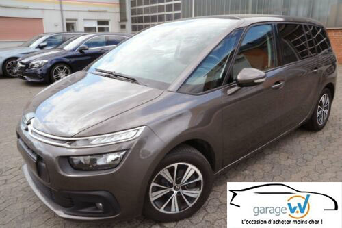 CITROEN GRAND C4 picasso business blue hdi 7 places