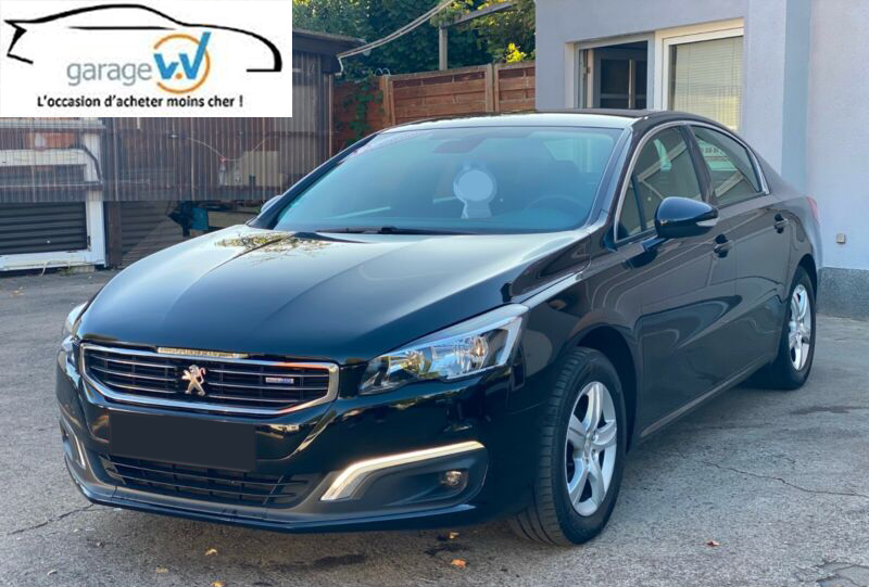Peugeot 508 1.6 blue hdi 120cv active business