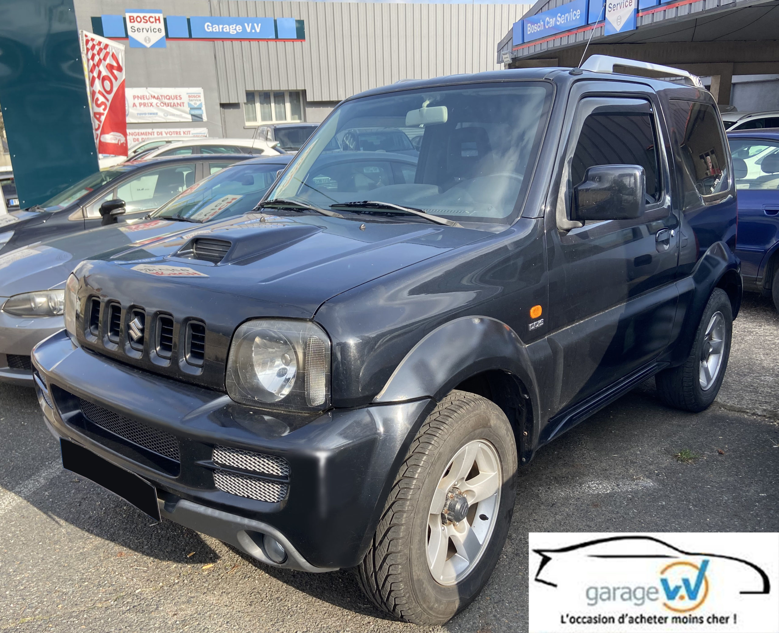 SUZUKI JIMNY 1.5 ddis full options 2eme main